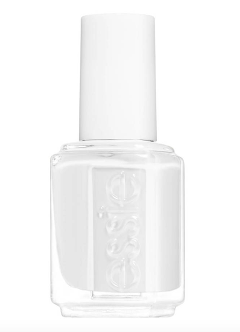 Nail polish, White, Nail care, Cosmetics, Beauty, Material property, Nail, Liquid,