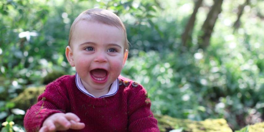 Prins Louis, verjaardag, 1 jaar, Kate Middleton