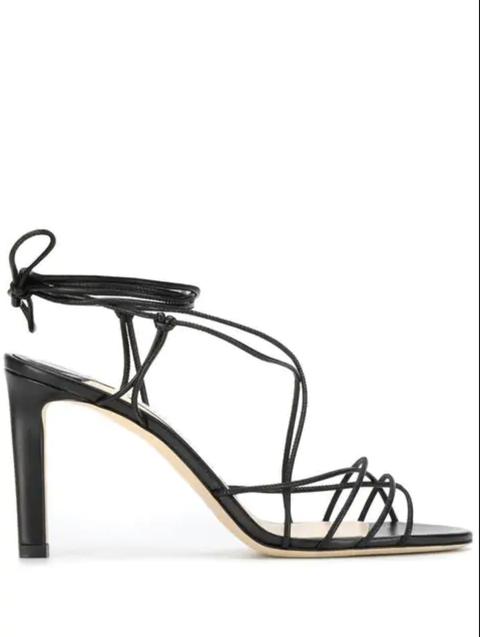 Footwear, Sandal, Slingback, High heels, Shoe,