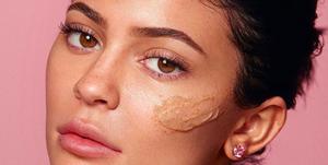 Kylie Skin walnut scrub instagram