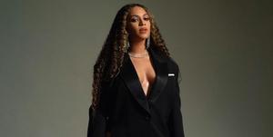 Beyonce zeldzaam interview