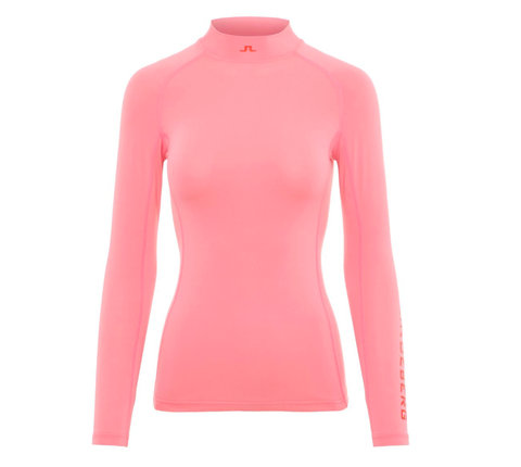 Clothing, Pink, Sleeve, Neck, Shoulder, T-shirt, Outerwear, Jersey, Joint, Long-sleeved t-shirt,