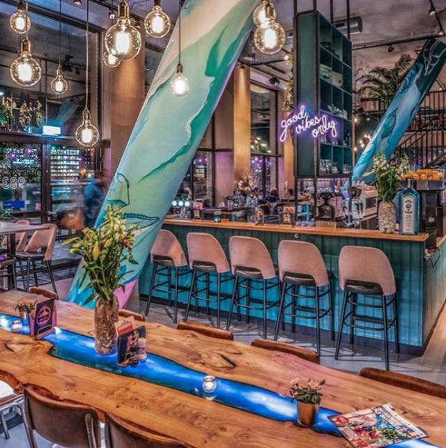 De leukste restaurants van Rotterdam