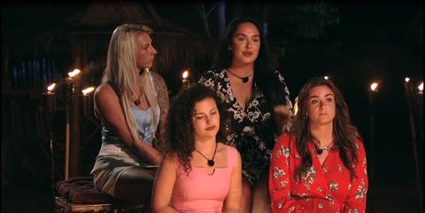 Temptation Island 2020 aflevering 4 - het eerste kampvuur