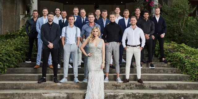 gaby blaaser en de mannen van de bachelorette 2020