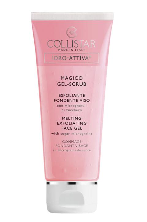 collistar melting exfoliating face gel gezichtsscrub