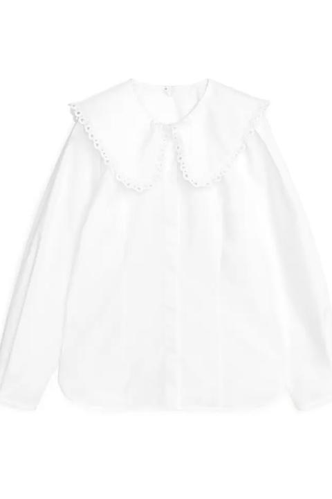 arket blouse