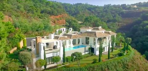 de spaanse villa van sjoerd kooistra