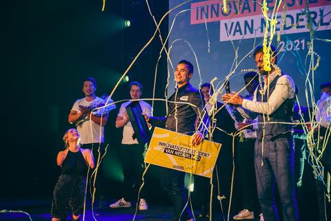 jardo stammeshaus van liion power de innovatiefste student van nederland