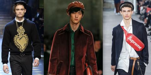 Street fashion, Clothing, Fashion, Jacket, Human, Outerwear, Headgear, Textile, Cap, Leather jacket,