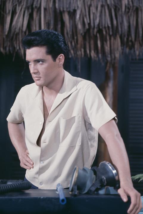 8 secretos de estilo que nos enseñó Elvis Presley - Las mejores fotos de Elvis  Presley