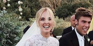Make-up e Acconciatura Sposa Chiara Ferragni