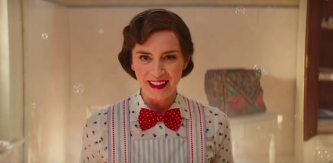 f9d499130f Mary Poppins al cinema con il nuovo film Disney
