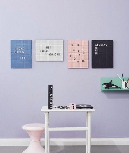 message boards, design letters