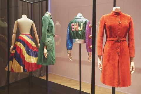 Clothing, Mannequin, Boutique, Dress, Fashion, Collection, Outerwear, Fashion design, Museum, Tourist attraction,