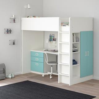 Letto a soppalco: 6 idee arredo per stanze piccole o camerette