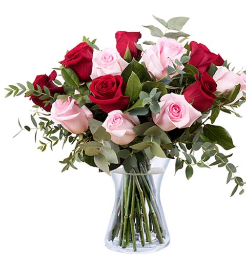 Flower, Bouquet, Flowering plant, Garden roses, Rose, Cut flowers, Plant, Pink, Flower Arranging, Rose family,