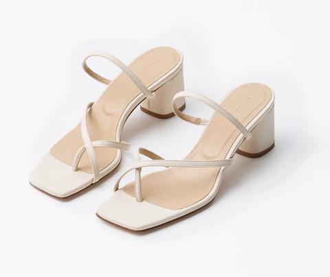 Footwear, White, Sandal, Beige, Shoe, Mary jane, Buckle, Bridal shoe, Strap, Slingback,