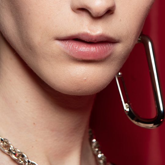 Lip, Cheek, Skin, Chin, Eyelash, Fluid, Fashion accessory, Jaw, Body jewelry, Jewellery,
