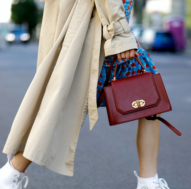 Blue, Textile, Bag, Outerwear, White, Pattern, Style, Street fashion, Fashion accessory, Fashion,