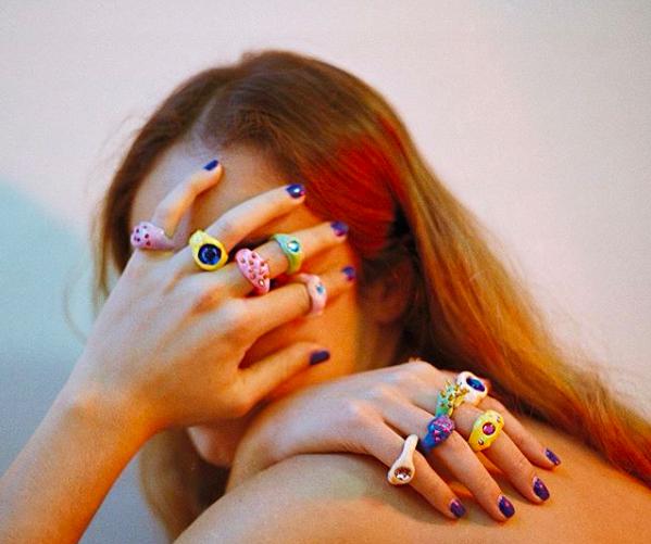 """Blobb: il brand indie di anelli nati perché """"ho sentito il bisogno di usare le mani e di allontanarmi dal computer"""""""