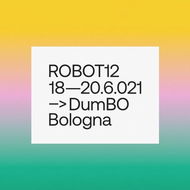 robot festival bologna 2021