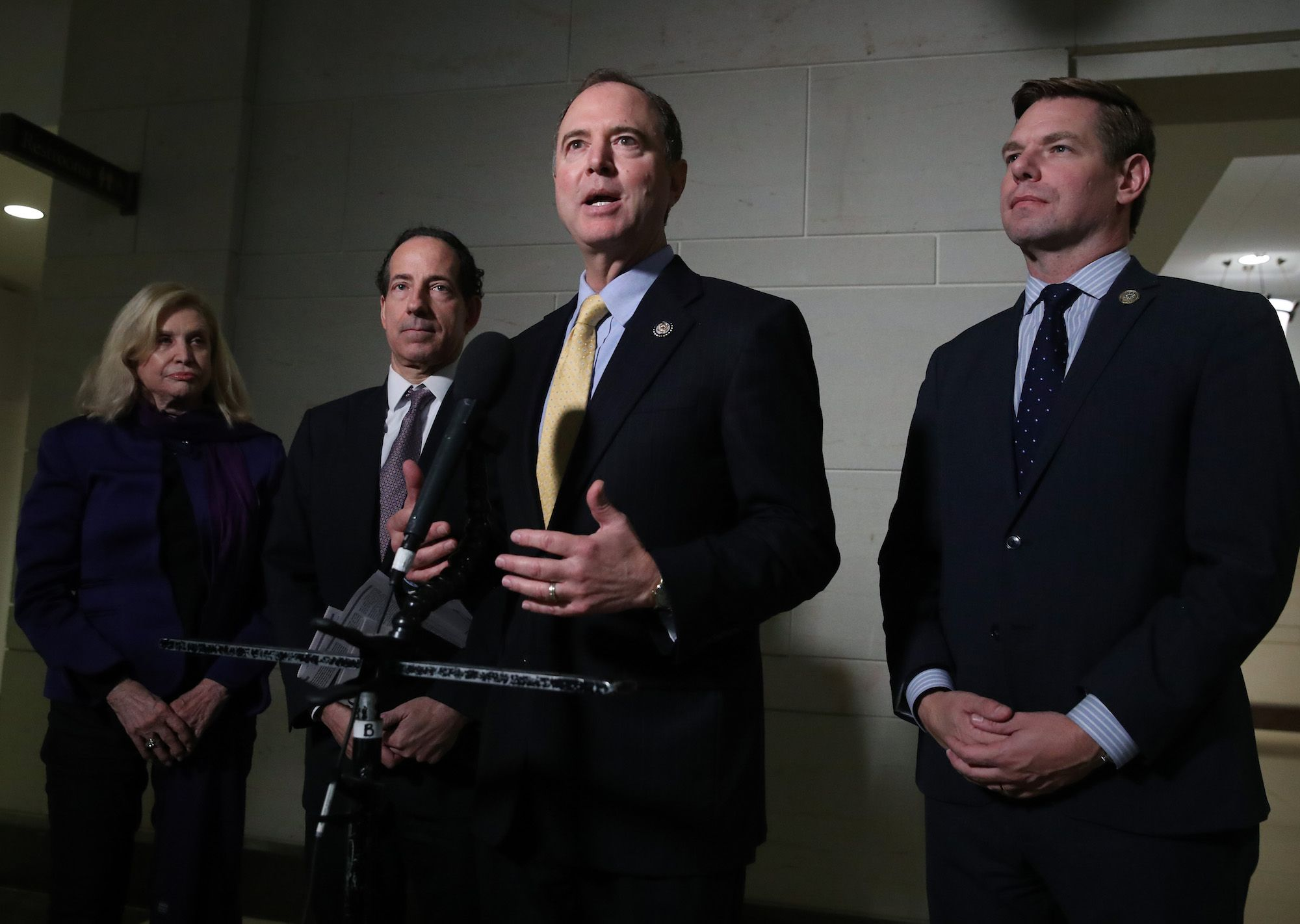 House Republicans Are Going to Love Adam Schiff's New Powers