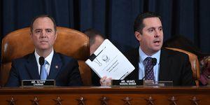 Impeachment Hearing - Washington, DC