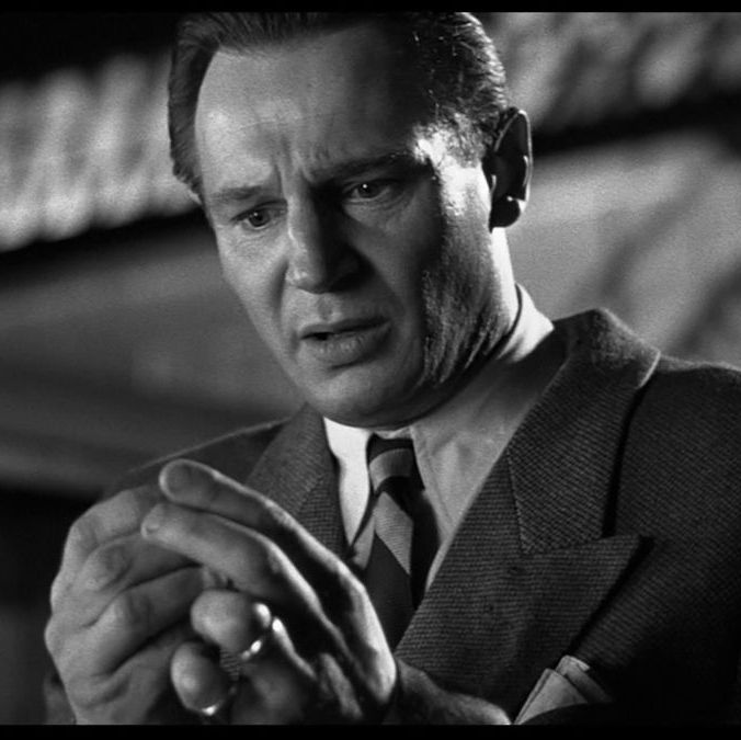 Schindler's List Steven Spielberg's magnum opus is a film about the Holocaust that centers on one German businessman's efforts to reconcile his own morality against the face of true evil. The film was Spielberg's first to earn both Best Picture and Best Director, and remains his personal best.