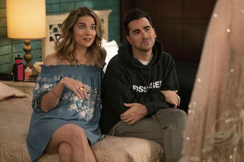 Christmas With A View Cast.Schitt S Creek Season 6 Premiere Date Cast News