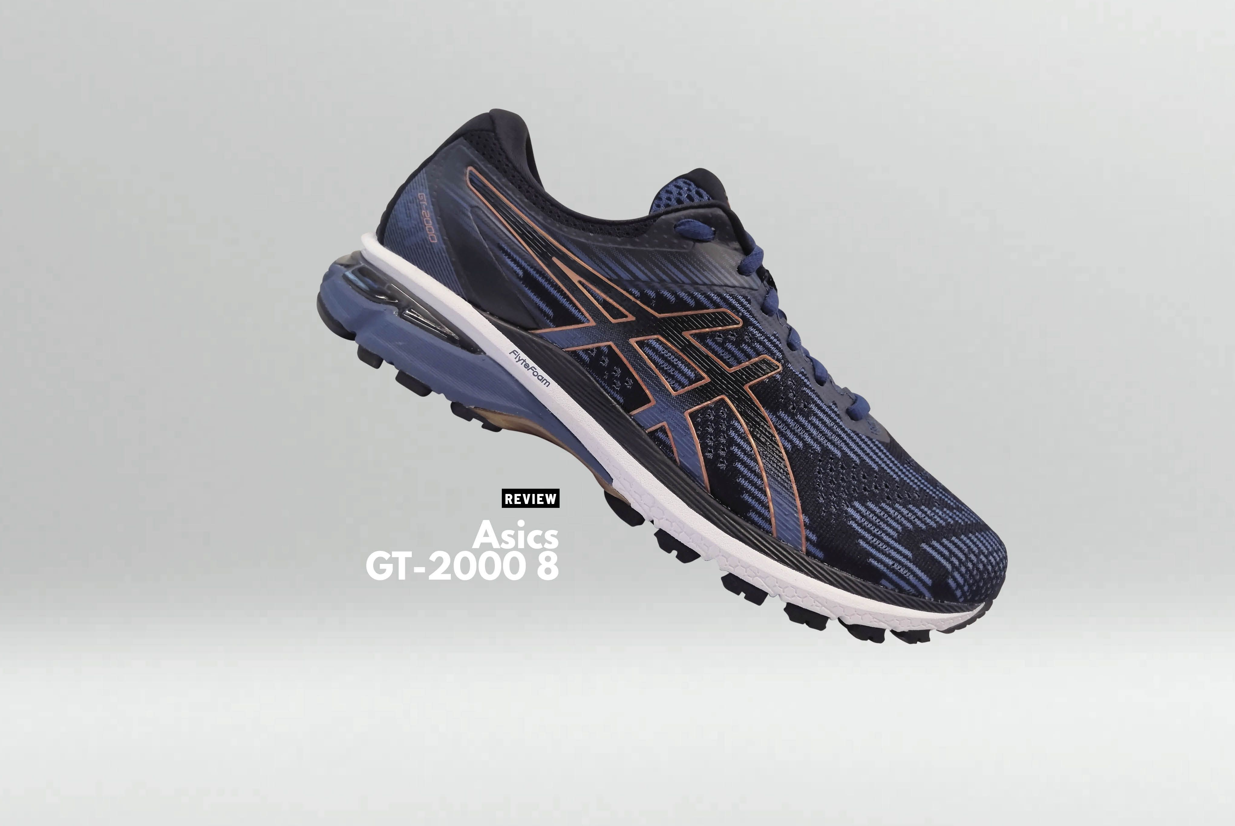 Review: Asics GT-2000 8
