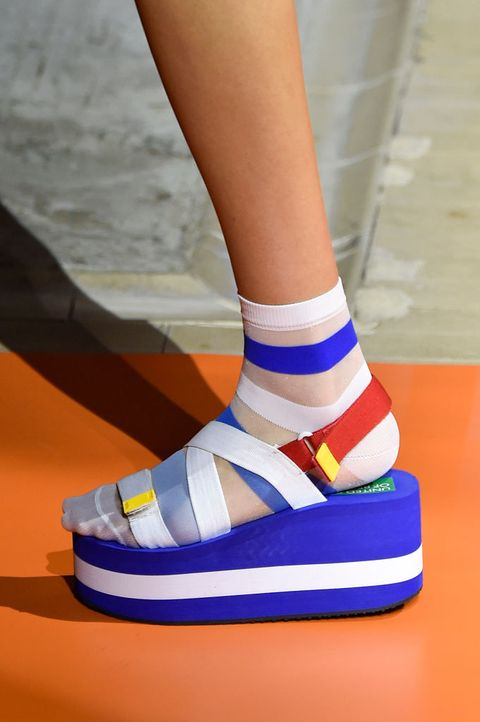 Schoenen trend voor 2020