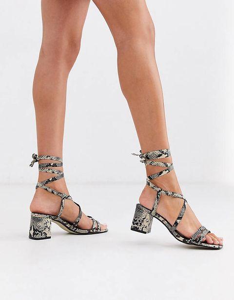 Schoenen trends lente zomer 2020. Top 5 schoenen en laarzen