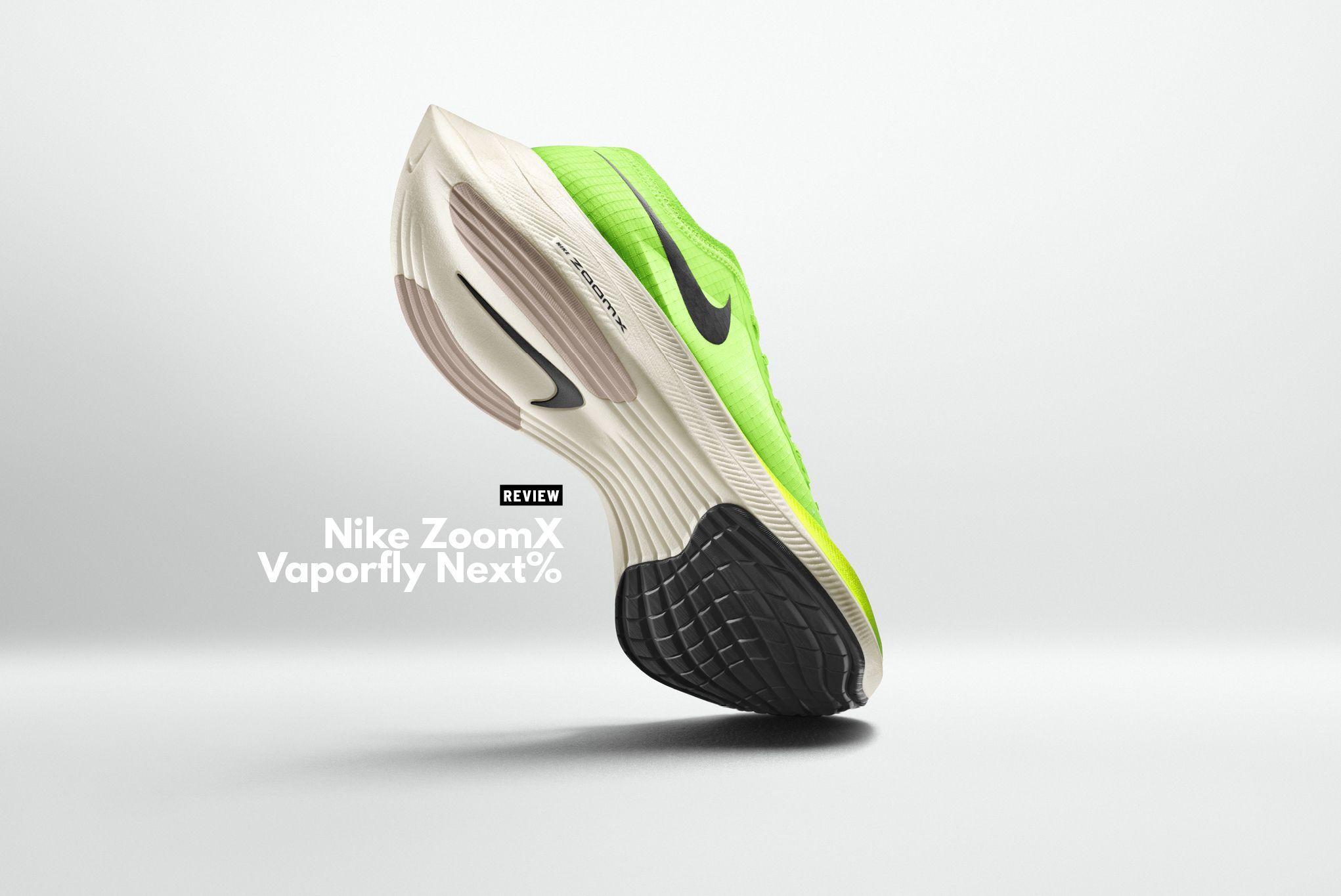 De Nike Zoomx Vaporfly Next
