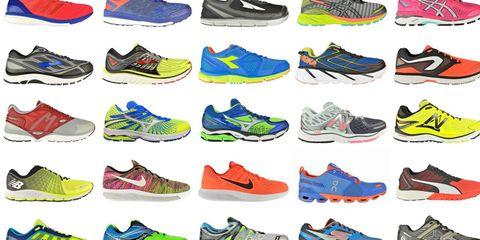 cc32bf7905d Alle Runner's World schoenentesten uit 2016