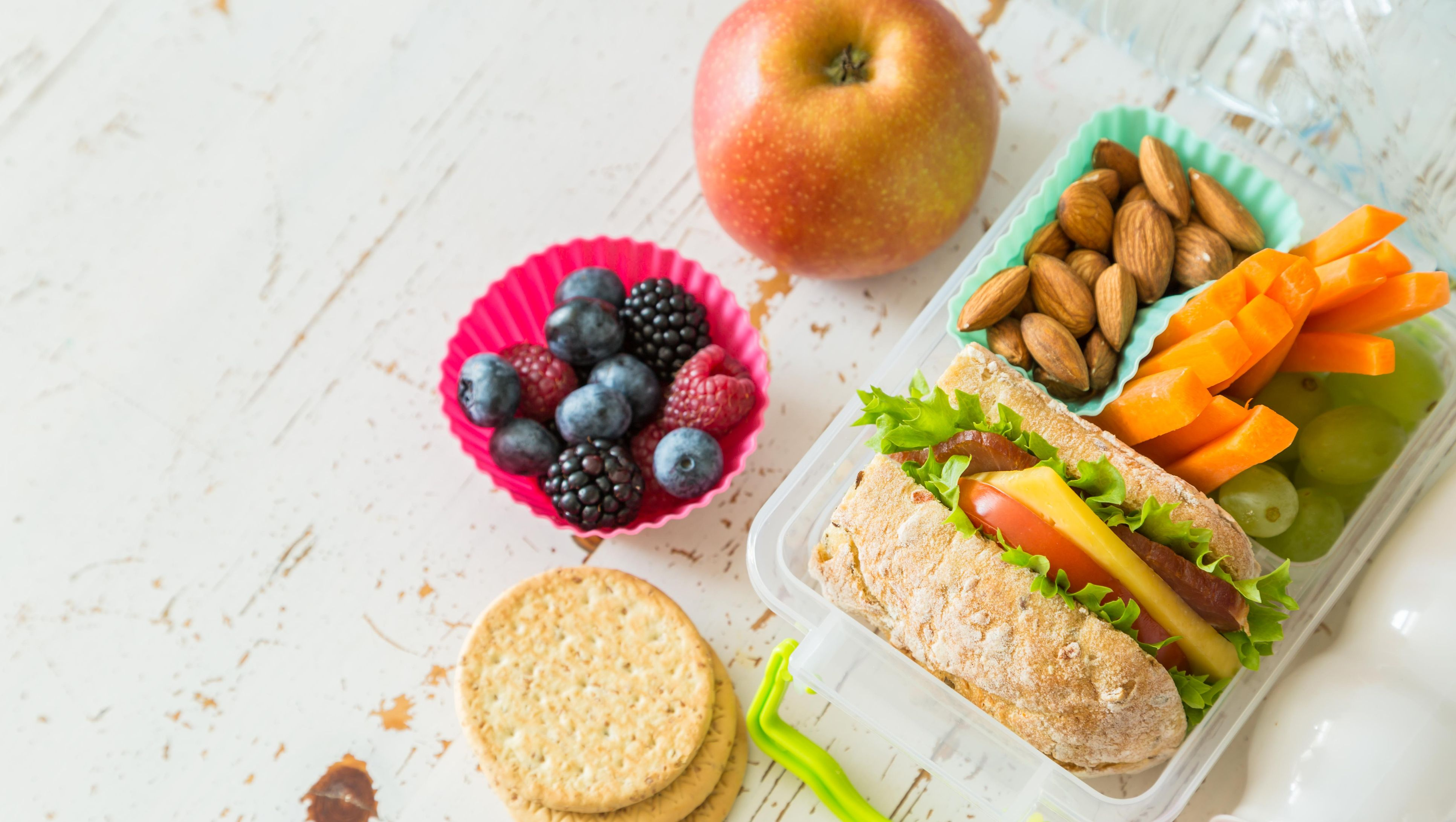 24 Delicious Healthy Lunches That Will Help You Lose Weight