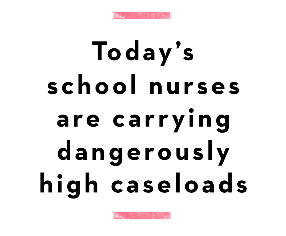 There's a School Nurse Shortage, and These Are the