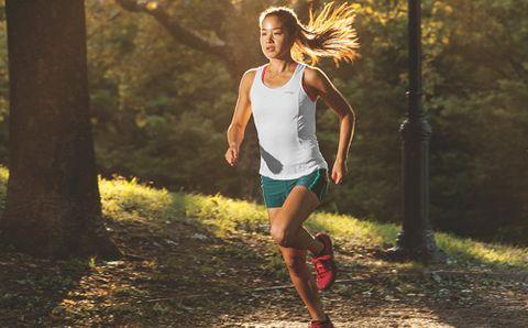 Walk Breaks for Faster Running
