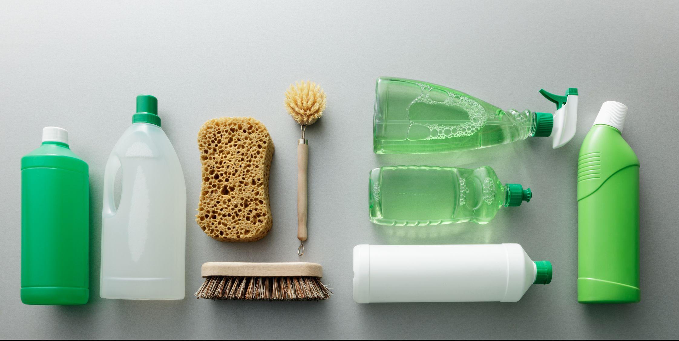 Zo maak je voor een prikkie je eigen milieuvriendelijke schoonmaakmiddelen