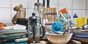 keuken schoonmaken