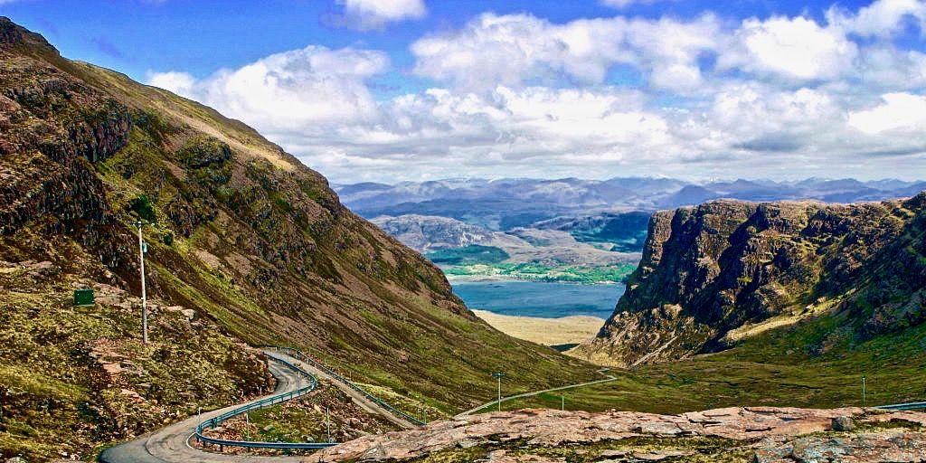 Schotland, Bealach na Ba