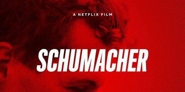 schumacher doc poster