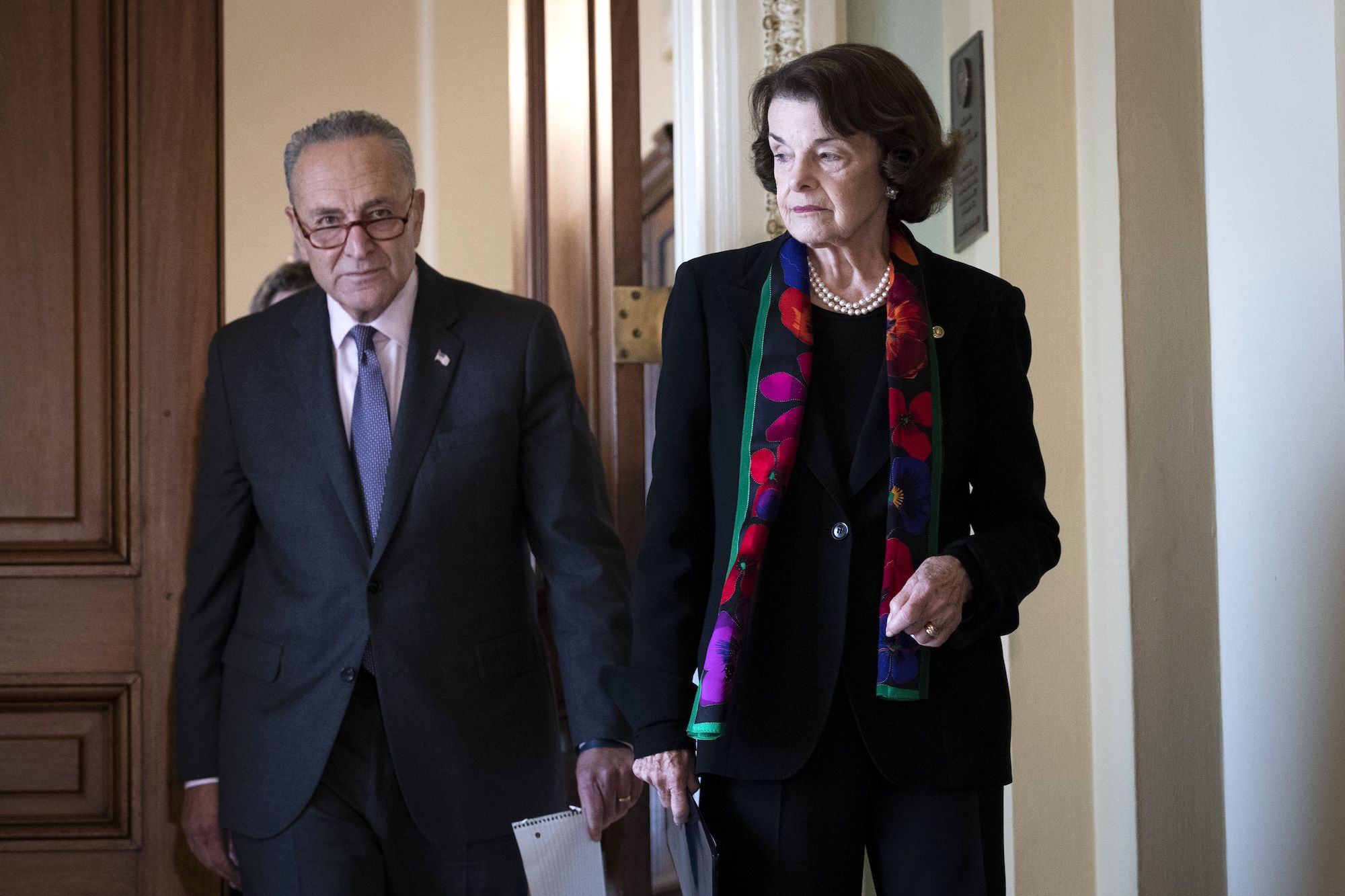 It's Time for Chuck Schumer to Go