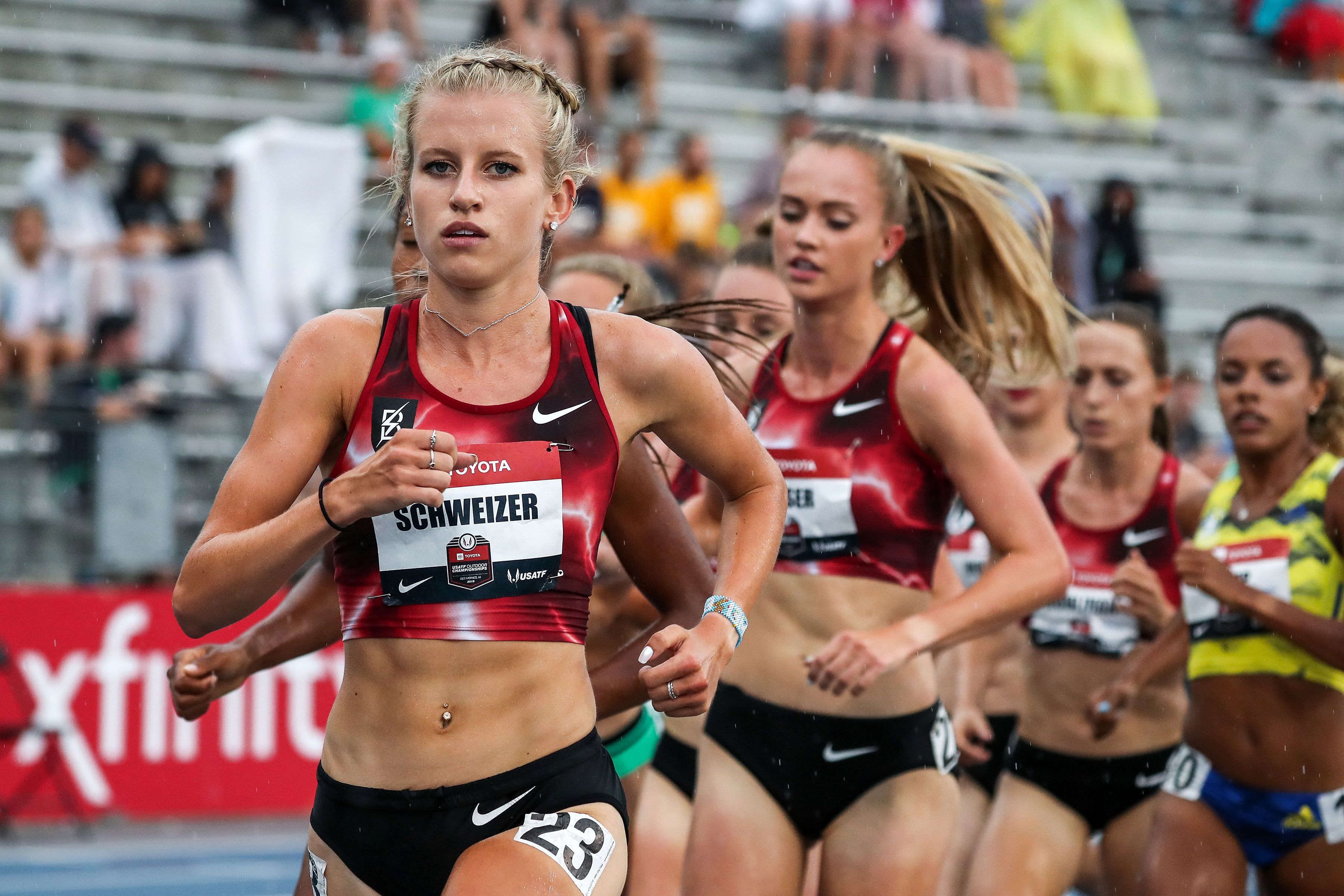 Karissa Schweizer Swears By Old-School Spaghetti and Meatballs Before Races