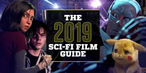 Best Sci Fi Movies 2019 New Sci Fi Movies