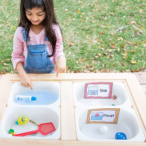 science experiments for kids   sink or float
