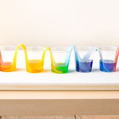 science experiments for kids   at home water walking