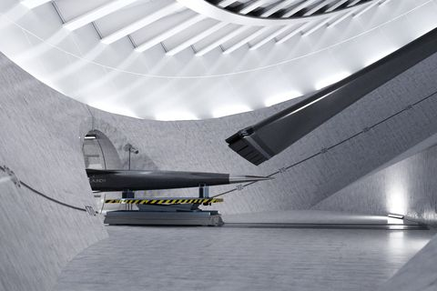 Architecture, Ceiling, Daylighting, Line, Design, Space, Building,