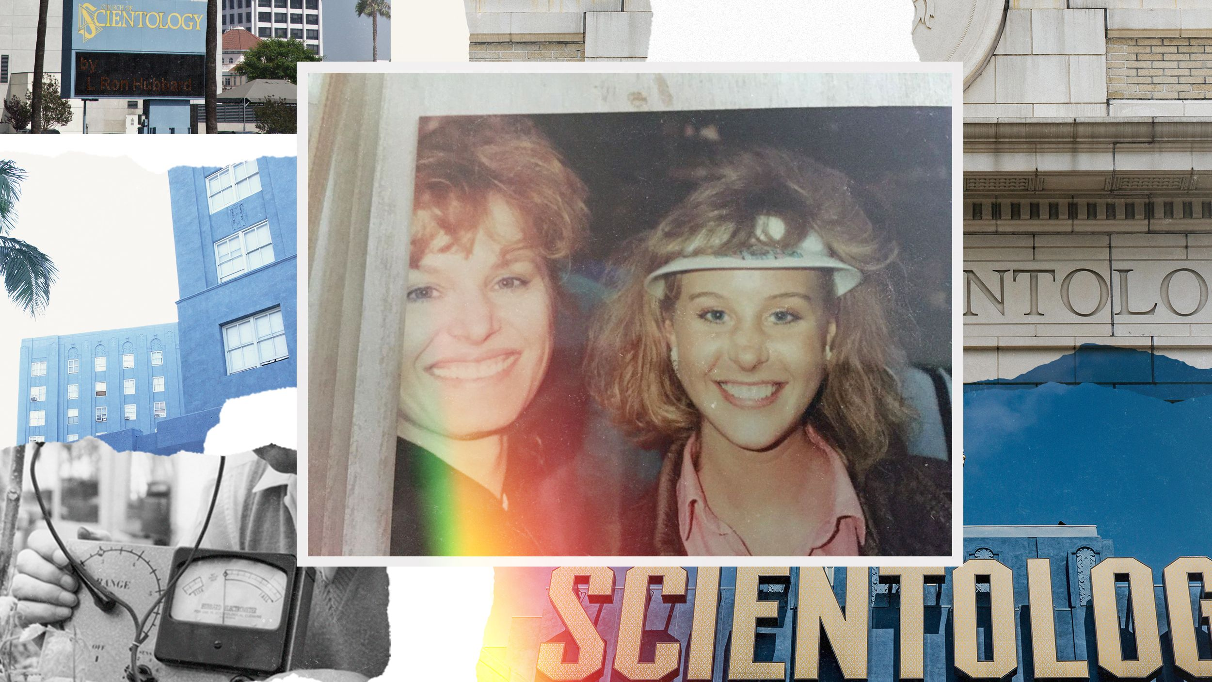 Link between scientology and homosexuality
