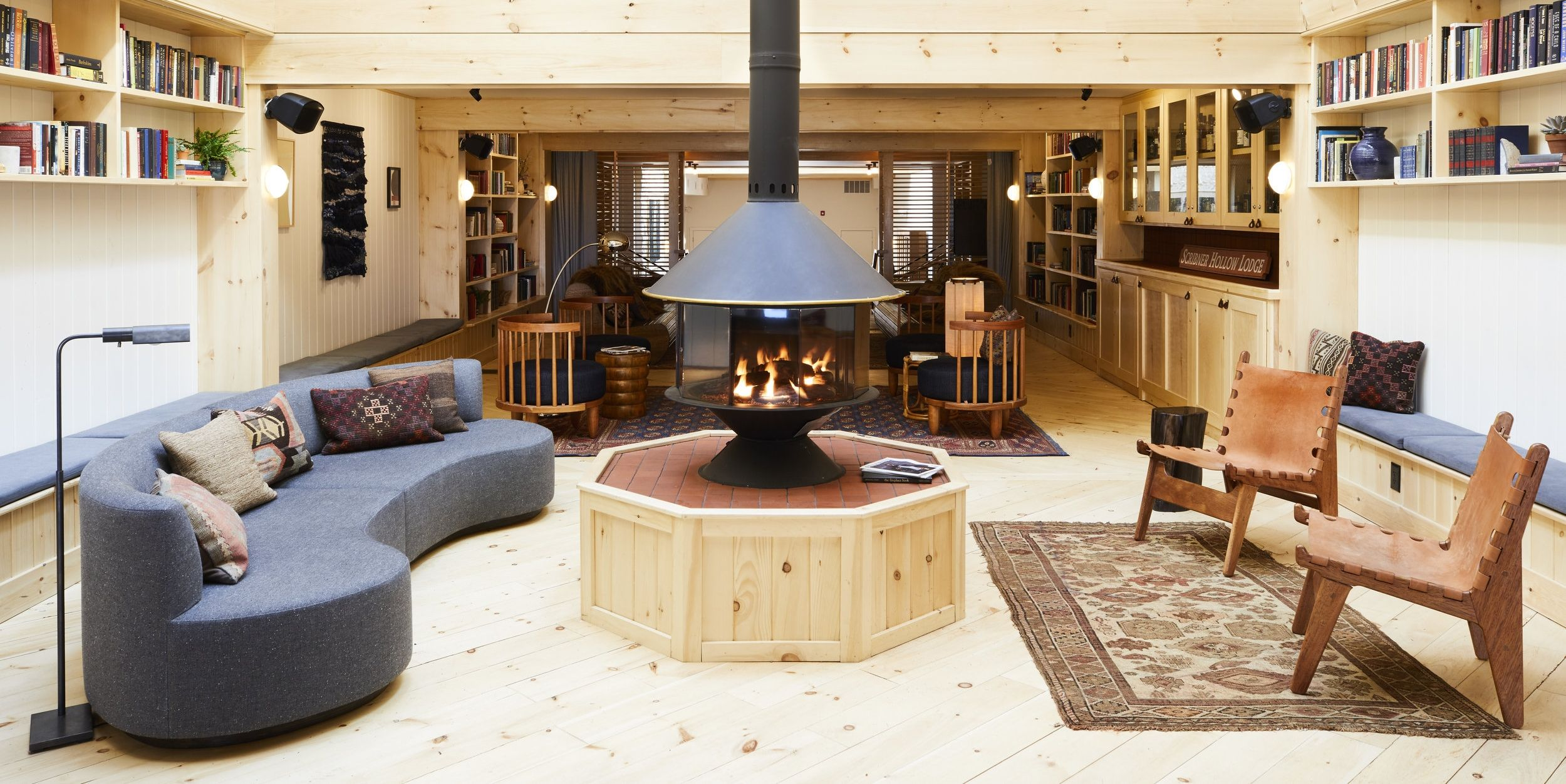 Scribner's Catskill Lodge — Hunter